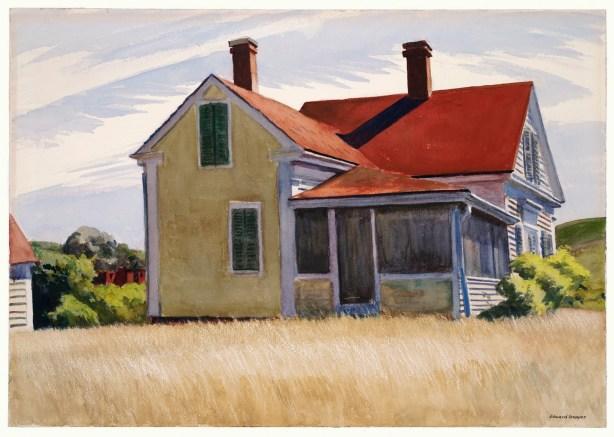 edward-hopper-marshall-s-house-1932-