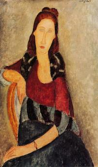 Amedeo-Modigliani-Portrait-of-Jeanne-Hebuterne