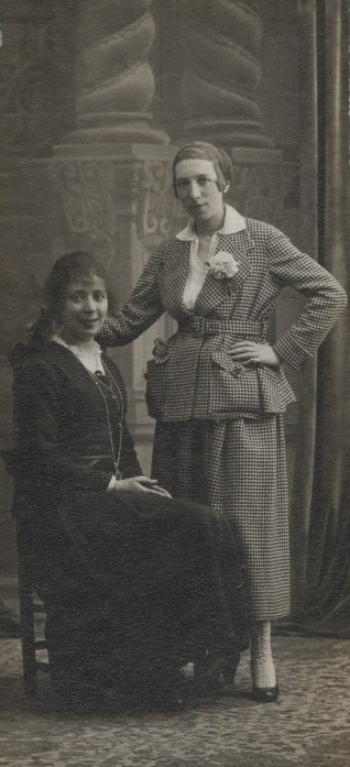 Marie-Laurencin-i-Nicole-Groult