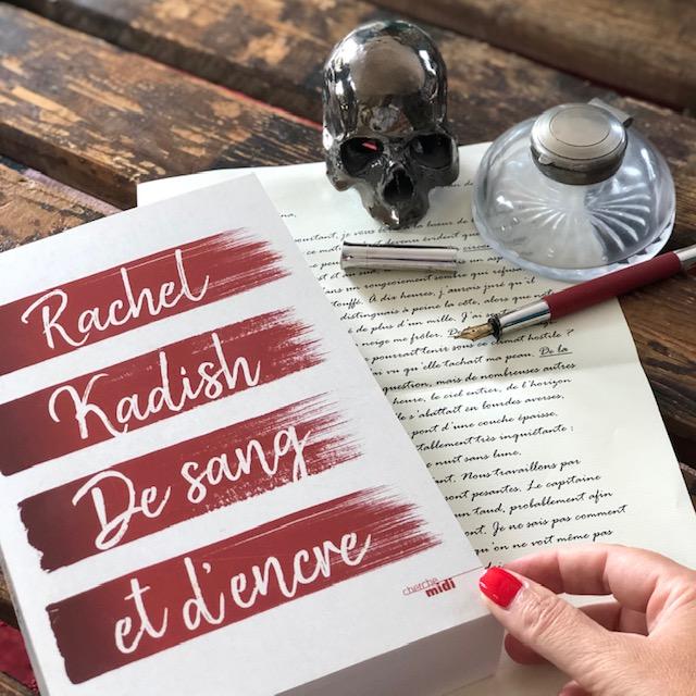 De sang et d'encre Rachel Kadish Cherche Midi