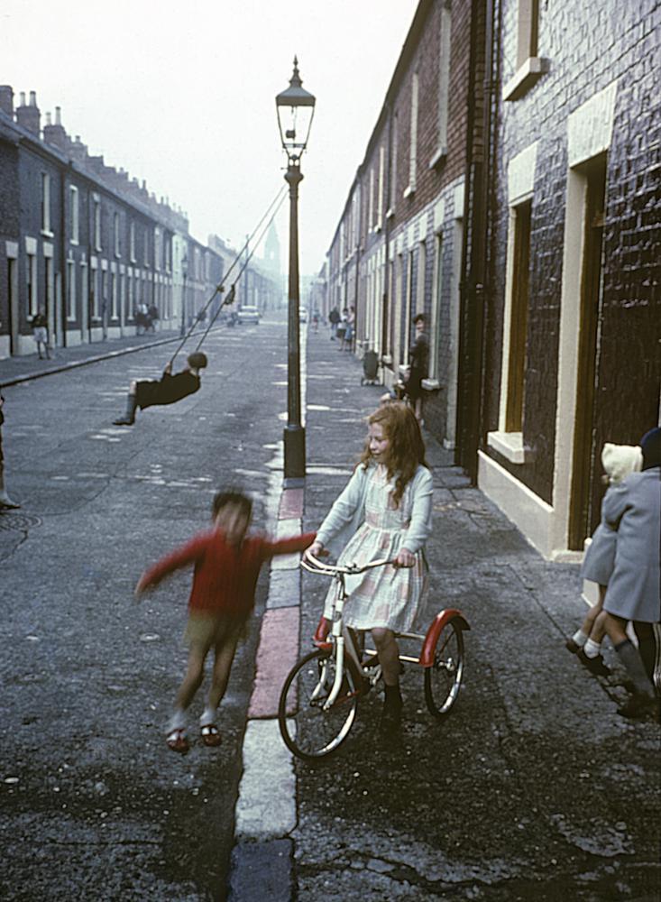 Belfast 1962 - photo de Brian Seed