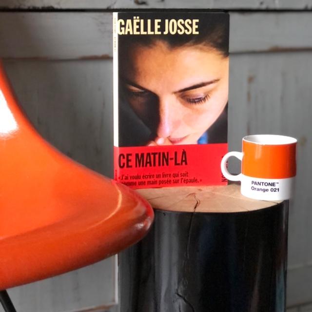 Ce matin-là de Gaëlle Josse Editions Notabilia