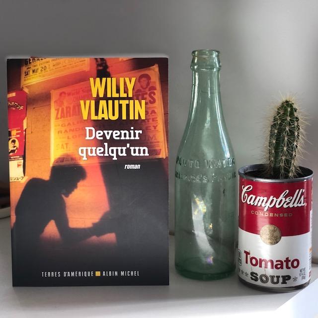 Devenir quelqu'un de Willy Vlautin éditions Albin Michel