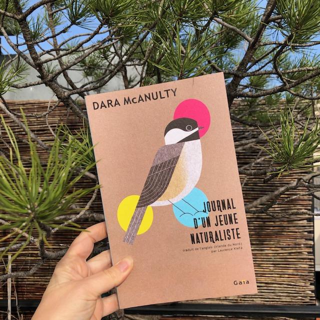 Journal d'un jeune naturaliste Dara McAnulty
