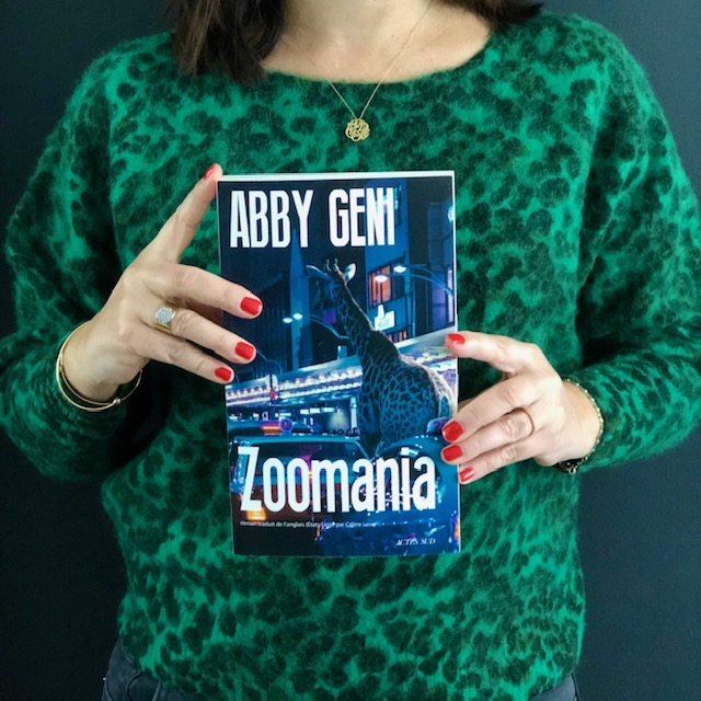 Zoomania Abby Gens Actes Sud
