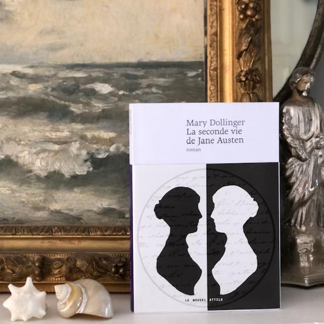 La seconde vie de Jane Austen de Mary Dollinger