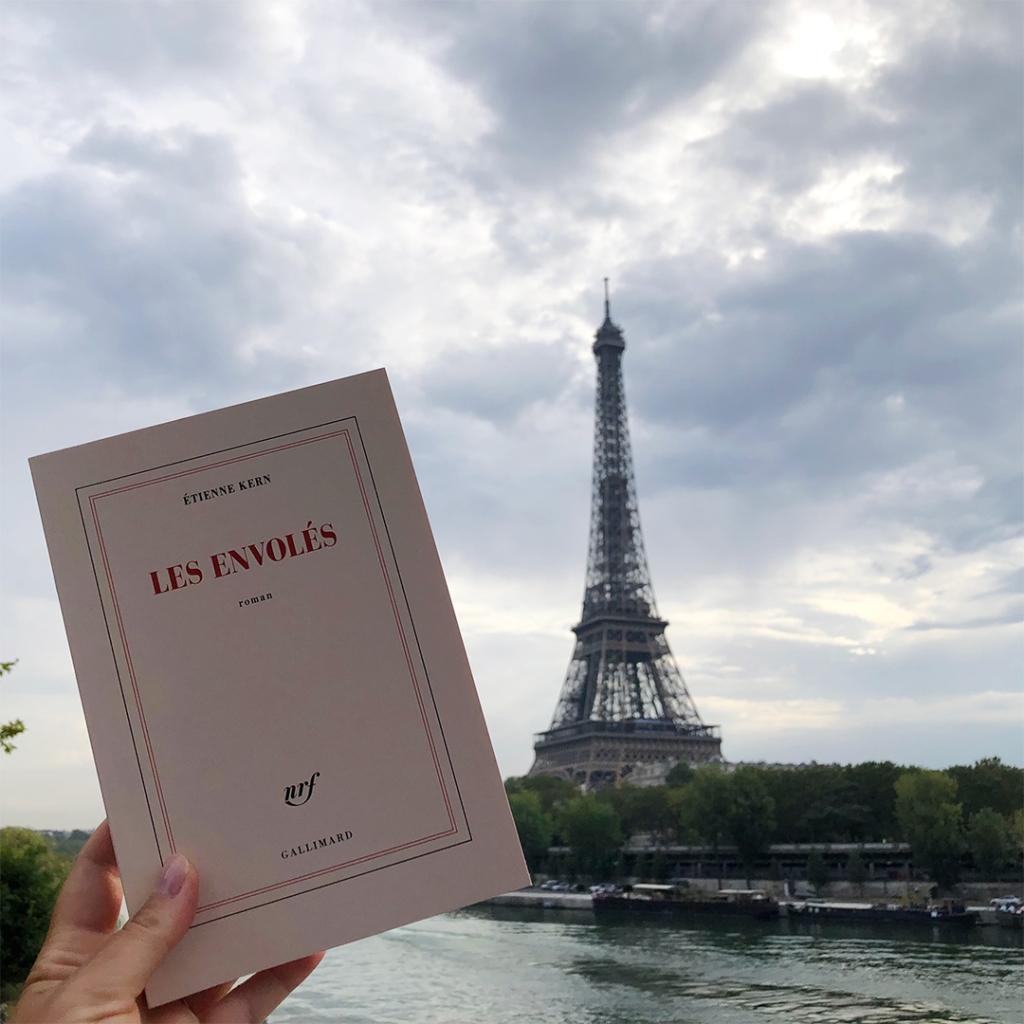 Les envolés, Etienne Kern Gallimard